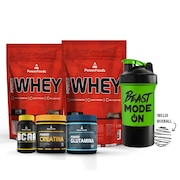 Kit 2 Power Whey...