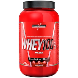 Whey Protein Integralmédica Super Whey 100% Pure - Chocolate - 907g