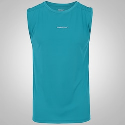 Camiseta Regata Oxer Basic Light - Masculina - AZUL CLARO