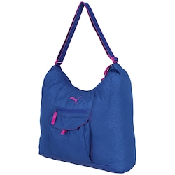 BOLSA PUMA FIT AT HOBO - FEMININA - AZUL - 88720204