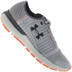 Tênis Under Armour SpeedForm Gemini 3 - Masculino - CINZA