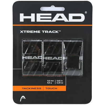 Overgrip Head Extreme Tracking