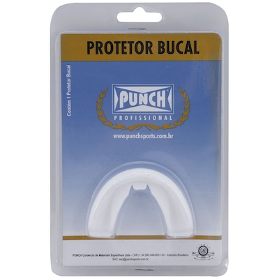 Protetor Bucal Punch Simples Profissional