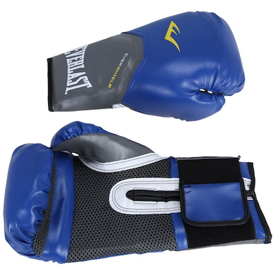 Luvas de Boxe Everlast Pro Style Training 10 OZ - Adulto
