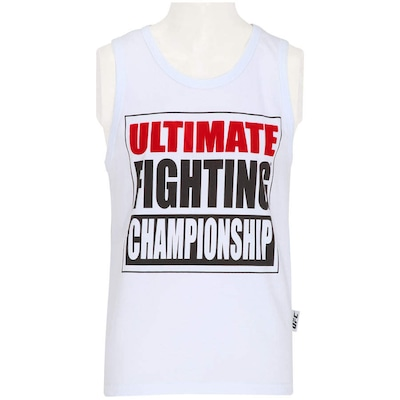 Camiseta Regata UFC Ultimate - Masculino