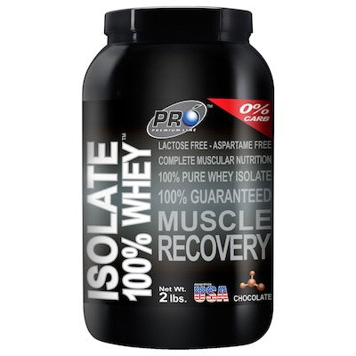 Isolate 100% Whey - 908 g - Sabor Chocolate – Probiótica