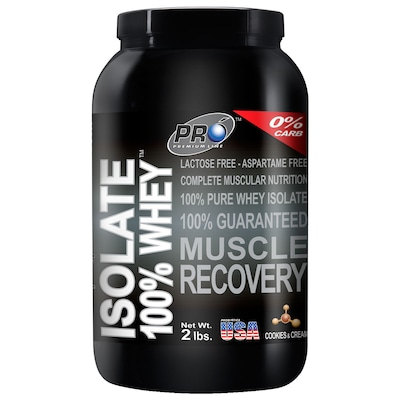 Whey Protein Isolado Probiótica Isolate 100% Whey - Cookies - 908g