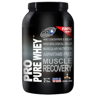 Pro Pure Whey - 908 g - Sabor Cookies - Probiótica