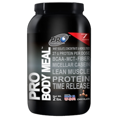 Pro Body Meal - 908 g - Sabor Chocolate - Probiótica