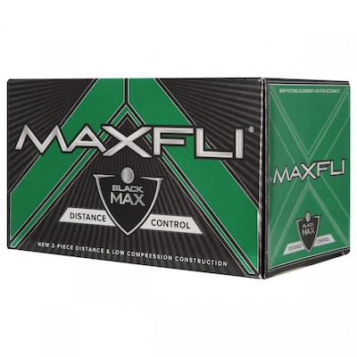 Bola de Golf Maxfli Black Max