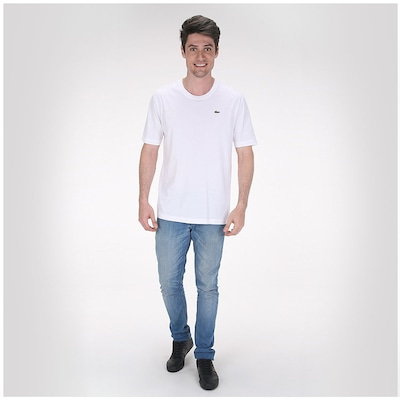 Camiseta Lacoste Th7420 - Masculina