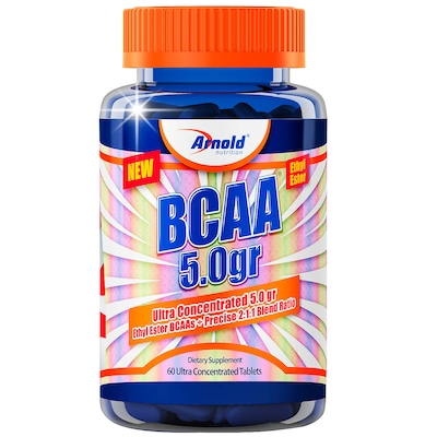 Const Musc Arnold Nutrition Bcaa 5 0 60T
