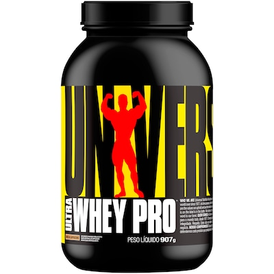 Whey Protein Ultra - 908 g - Cappuccino - Universal