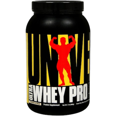 Whey Protein Universal Ultra - 908g - Sabor Cookies e Creme