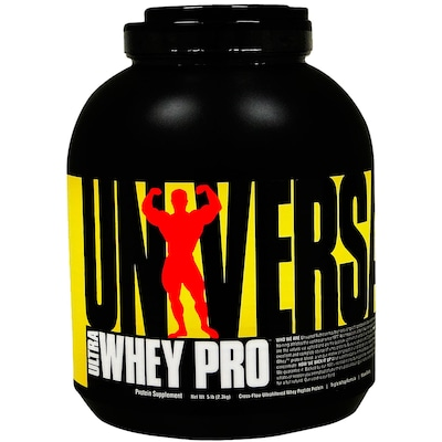Whey Protein Universal Ultra Whey Pro - 2,27 Kg - Chocolate
