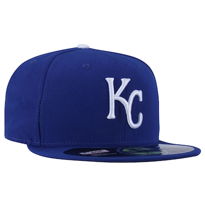 Boné Aba Reta New Era Kansas City Royals - Fechado - Adulto