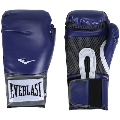 Luvas de Boxe Everlast Pro Style Training 12OZ - Adulto