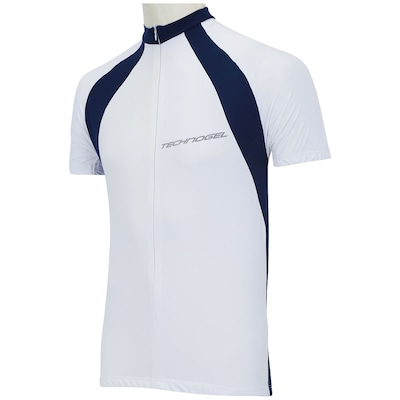 Camisa de Ciclismo Powertrack Breath MC - Masculina