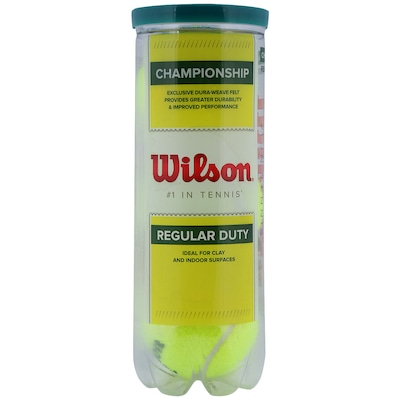 Bola de Tenis Wilson Champion Ship  WRT1003