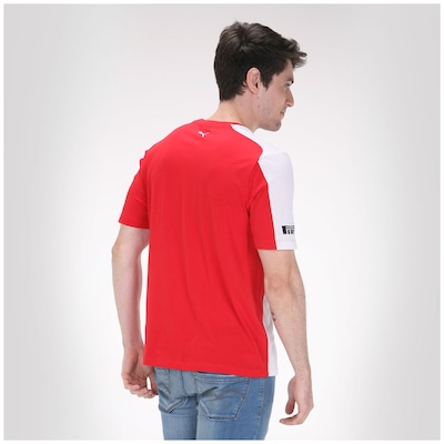 Camiseta Puma SF Team - Masculina