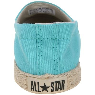 Tênis Converse Ct As Class Juta Slip On - Feminino