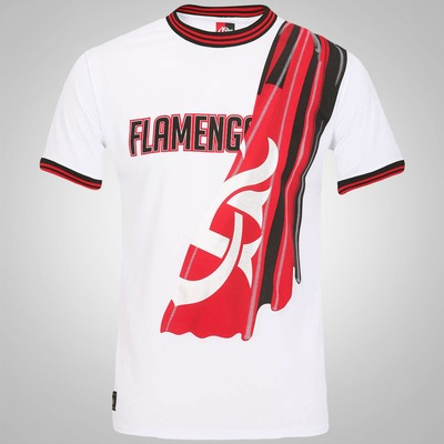 Camiseta Braziline Flamengo 001000302 - Masculina