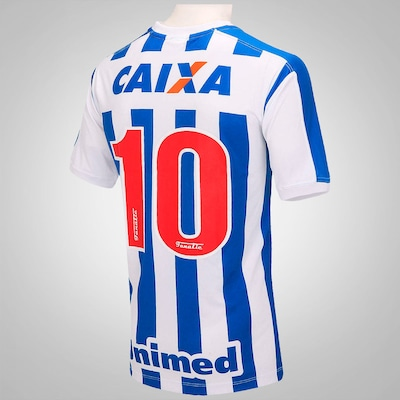 Camisa do Avaí I 2013 nº 10 Fanatic
