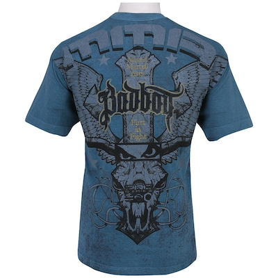 Camiseta Bad Boy Stone MMA - Masculina