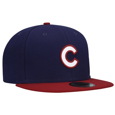 Boné Aba Reta New Era Chicago Cubs MLB - Fechado - Adulto