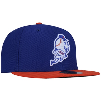 Boné Aba Reta New Era New York Mets MLB Mr. Met - Fechado - Adulto