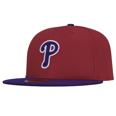 Boné Aba Reta New Era Philadelphia Phillies MLB - Fechado - Adulto