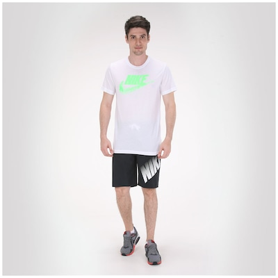 Bermuda Nike Impression Big Dot - Masculina