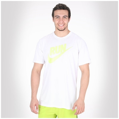 Camiseta Nike Legend Run Swoosh - Masculina