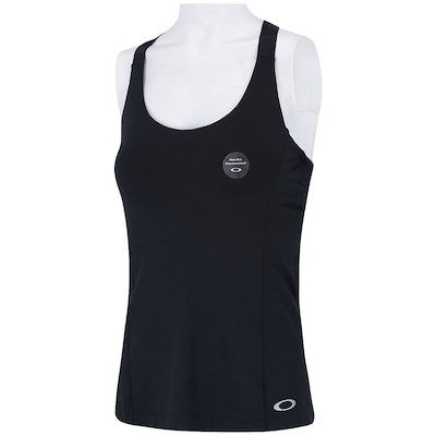 Camiseta Regata Oakley Shine Support - Feminina