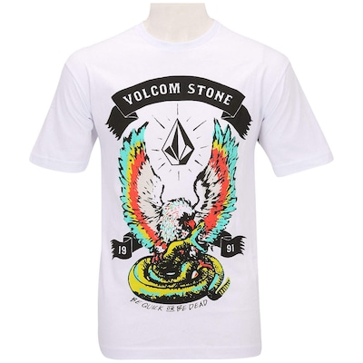 Camiseta Volcom Be Quick – Masculina