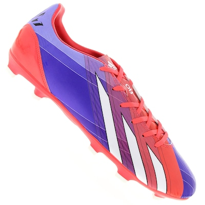 Chuteira do Messi Campo adidas F10 FG