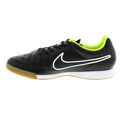 Chuteira de Futsal Nike Tiempo Genio Leather IC