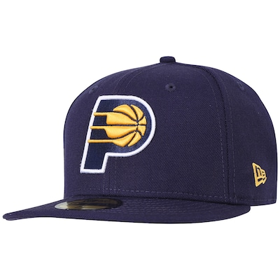 Boné Aba Reta New Era Indiana Pacers - Fechado - Adulto