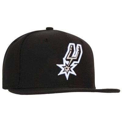 Boné Aba Reta New Era San Antonio Spurs - Fechado - Adulto