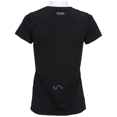 Camiseta Oxer Recorte Perforated - Feminina