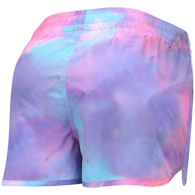 Short Oxer Print Cloud - Feminino