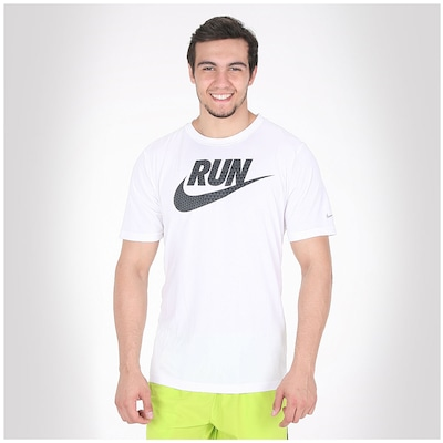 Camiseta Nike Legend Run Swoosh – Masculina