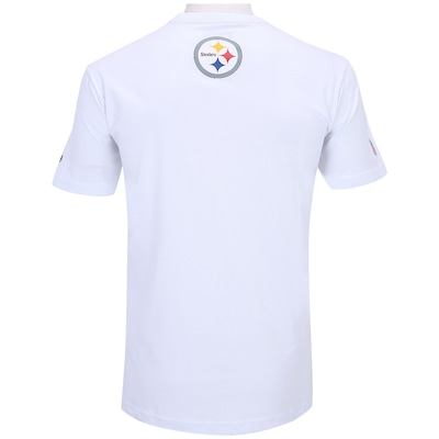 Camiseta New Era Number Pittsburgh Steelers