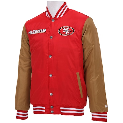 Jaqueta New Era San Francisco 49Ers