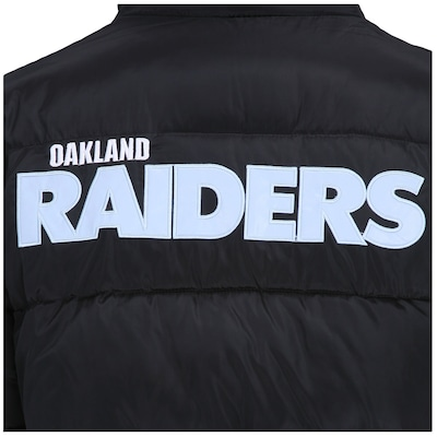 Jaqueta New Era Bomber Raiders