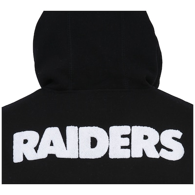 Jaqueta New Era Oakland Raiders