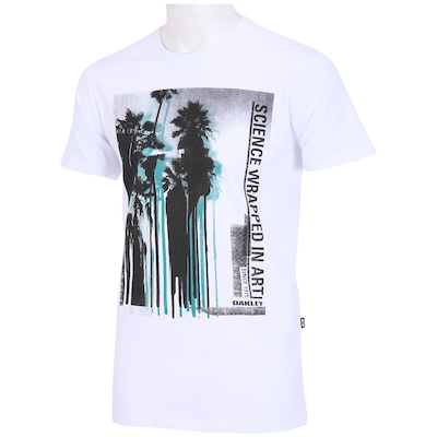 Camiseta Oakley Streaming Trees