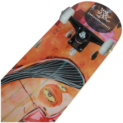 Skate Wood Light Pro W031