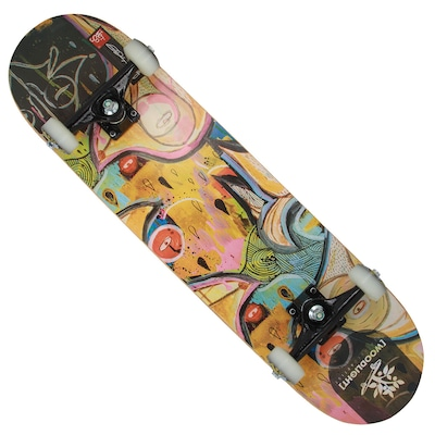 Skate Wood Light Pro W033