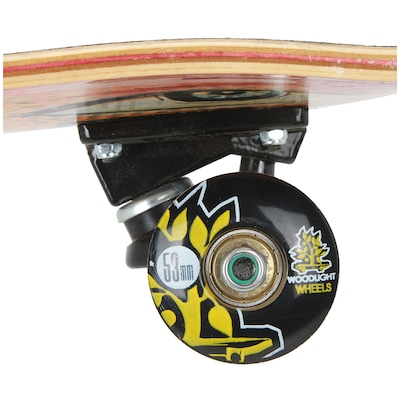 Skate Wood Light Pro W036